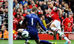 Arsenal FC vs Manchester United